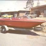 First Club boat